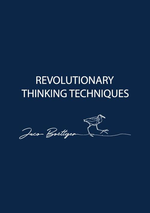 REVOLUTIONARY-THINKING-TECHNIQUES